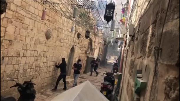 Επεισόδια στην Ιερουσαλήμ