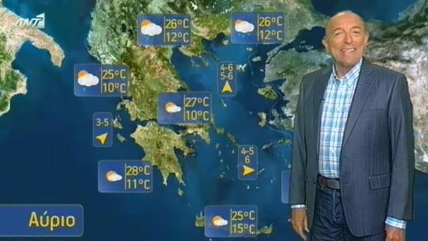 ΔΕΛΤΙΟ ΚΑΙΡΟΥ ΓΙΑ ΑΓΡΟΤΕΣ – 23/05/2016