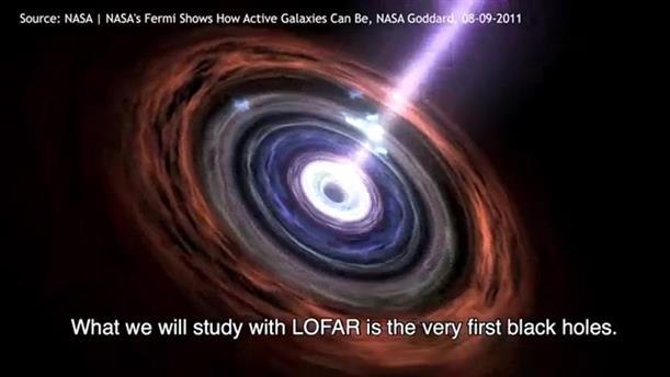 Το ραδιοτηλεσκόπιο LOFAR