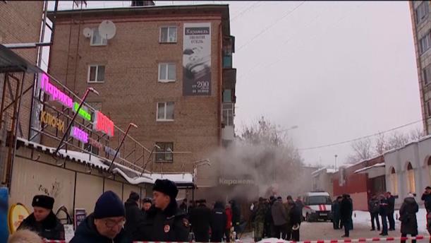 Νεκροί από έκρηξη σωλήνα νερού στη Ρωσία