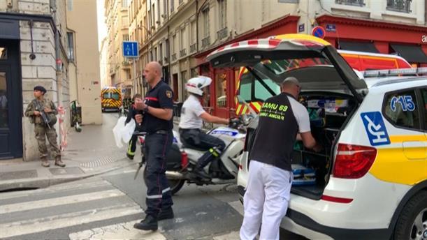 Τραυματίες από την βομβιστική επίθεση στη Λυών