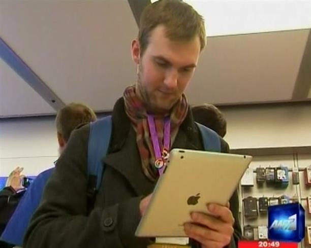 Ουρές για το iPad 3