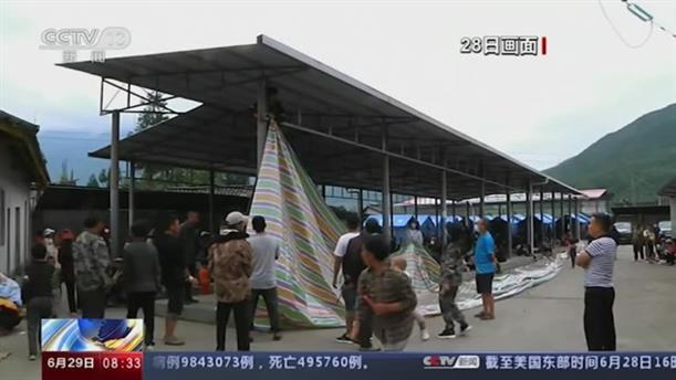 Κίνα: Δώδεκα νεκροί από τις πλημμύρες