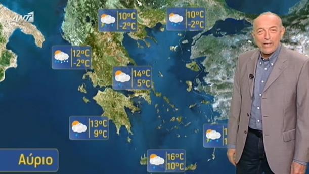 ΔΕΛΤΙΟ ΚΑΙΡΟΥ ΓΙΑ ΑΓΡΟΤΕΣ – 06/04/2015