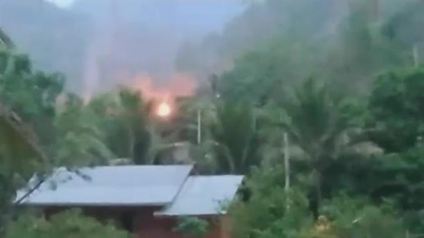 Mιανμάρ: αντάρτες κατέλαβαν στρατιωτική βάση
