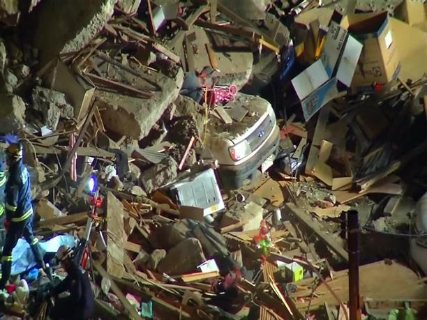 Φονική κατάρρευση σπιτιού στη Χιλή