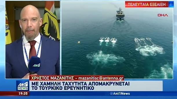 """Ο διάλογος του Τούρκου κυβερνήτη με την φρεγάτα """"Νικηφόρος Φωκάς"""""""