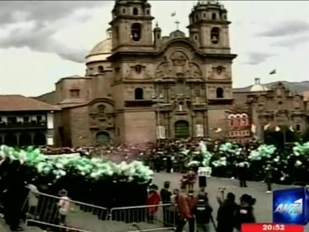 Θησαυροί επιστρέφουν στο Περού