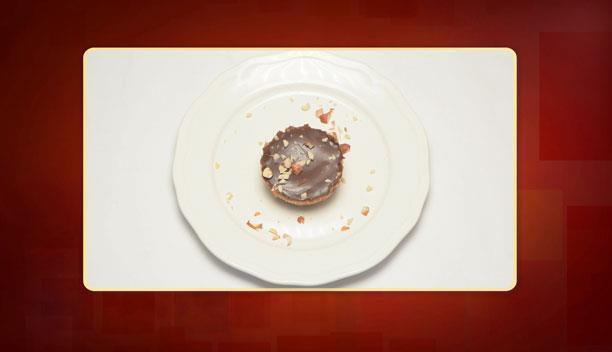 Cheesecake με φυστικοβούτυρο (ατομικά σε μπωλάκια) της Διονυσίας - Επιδόρπιο - Επεισόδιο 59