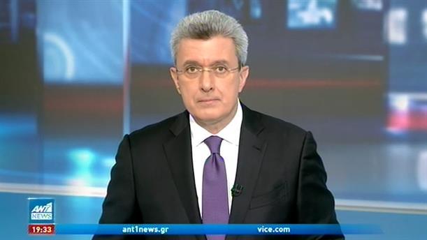 ANT1 NEWS 01-03-2021 ΣΤΙΣ 18:50