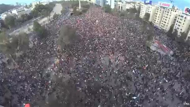 Σεισμός εν μέσω διαδηλώσεων στη Χιλή