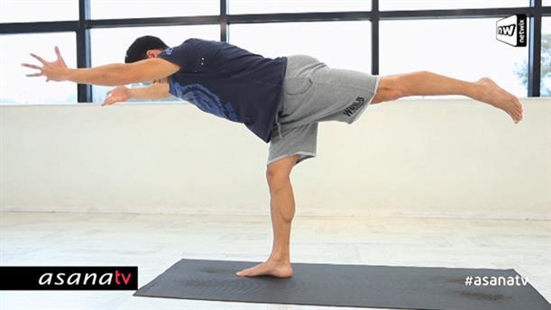Yoga Works: Ασκήσεις ισορροπίας για αρχάριους