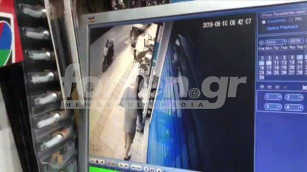 Κλέφτης επέστρεψε τα κλοπιμαία στο κατάστημα