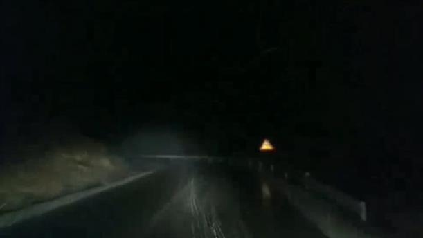 Χιόνια στην Ξάνθη