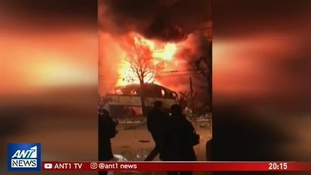 «Κόλαση» από έκρηξη σε εστιατόριο της Ιαπωνίας