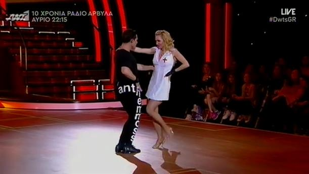 DANCE OFF – LIVE 12 – DANCING WITH THE STARS