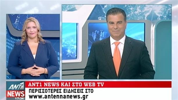 ANT1 News 27-09-2016 στη Νοηματική