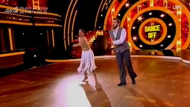 DANCE OFF  – LIVE 11 – DANCING WITH THE STARS