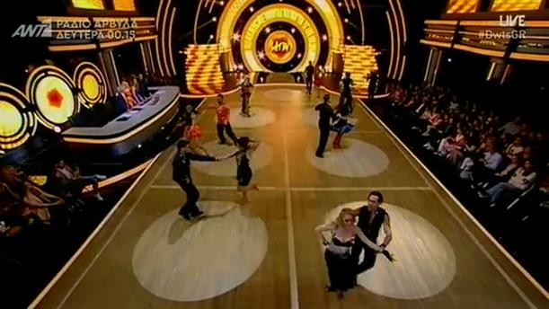 Latin Competition – LIVE 11 – DANCING WITH THE STARS