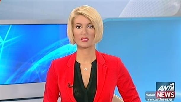 ANT1 News 02-09-2014 στις 13:00