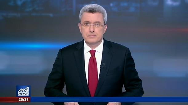 ANT1 NEWS 10-03-2020 ΣΤΙΣ 19:30