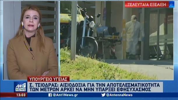 Κορονοϊός: Πάνω από 80 νεκροί στην Ελλάδα
