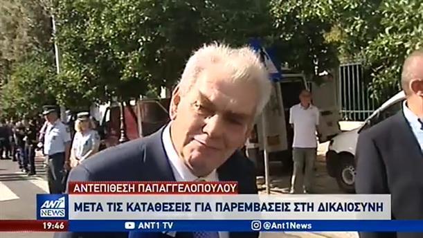 Στην αντεπίθεση ο Παπαγγελόπουλος για την Novartis