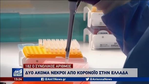 Κορονοϊός: Νέα αύξηση των θανάτων στην Ελλάδα