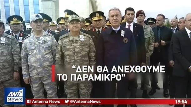 Νέες προκλήσεις Ακάρ για την Κύπρο