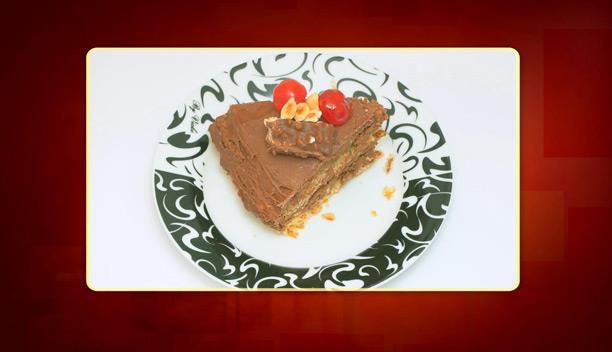Τούρτα Σοκολάτα της Βαρβάρας - Επιδόρπιο - Επεισόδιο 21