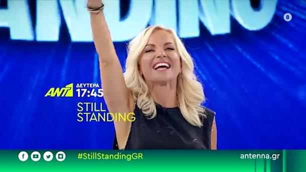 Still Standing - Δευτέρα 02/11