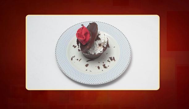 Τιραμισού σε σοκολατένιες φωλιές της Βασιλικής - Επιδόρπιο - Επεισόδιο 60