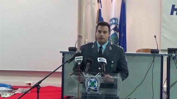 Εξάρθρωση εγκληματικής οργάνωσης για ληστείες και κλοπές στην Θεσσαλονίκη