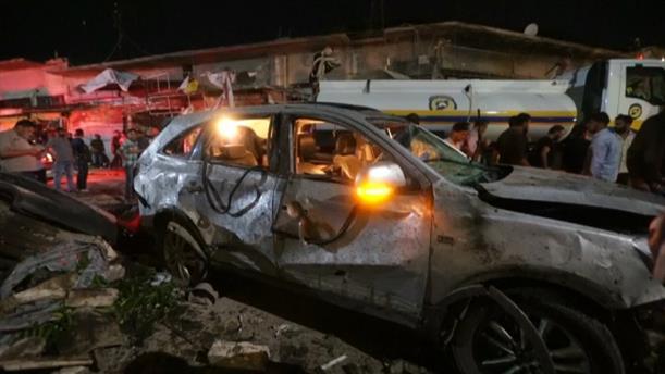 Έκρηξη σε παγιδευμένο αυτοκίνητο στη Συρία