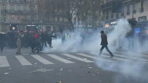Επεισόδια στο Παρίσι