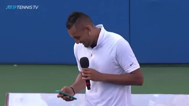 Ο Κύργιος κέρδισε τον τελικό του Citi Open και κατέκτησε τον 6ο τίτλο στην καριέρα του