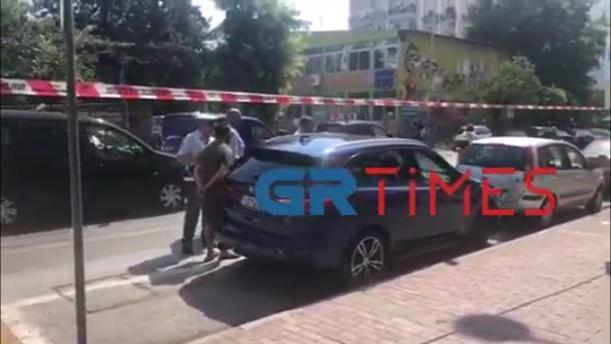 Αντιδήμαρχος ακινητοποίησε διαρρήκτη στη Θεσσαλονίκη