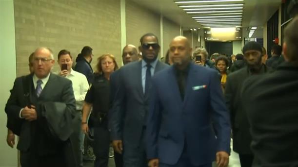 Συνελήφθη ο τραγουδιστής R. Kelly