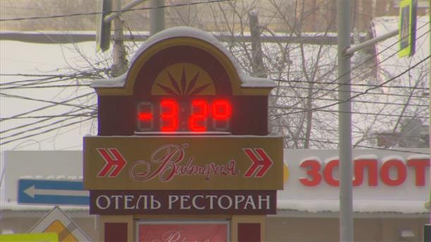 Παγωμένα Χριστούγεννα στη Σιβηρία