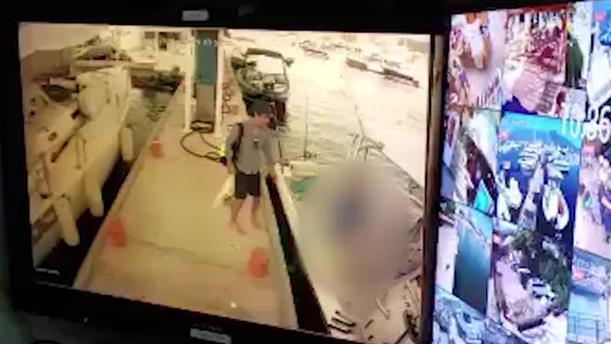 Έκρηξη σε σκάφος στο Μεξικό