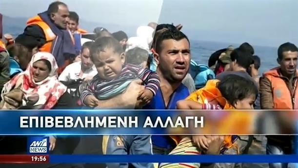 «Άναψε φωτιές» η σύσταση Υπουργείου Μετανάστευσης και Ασύλου