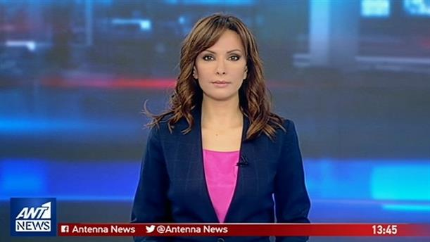 ANT1 NEWS 08-03-2019 ΣΤΙΣ 13:00