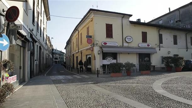 """Χωριό """"φάντασμα"""" στην Ιταλία λόγω του κορονοϊού"""