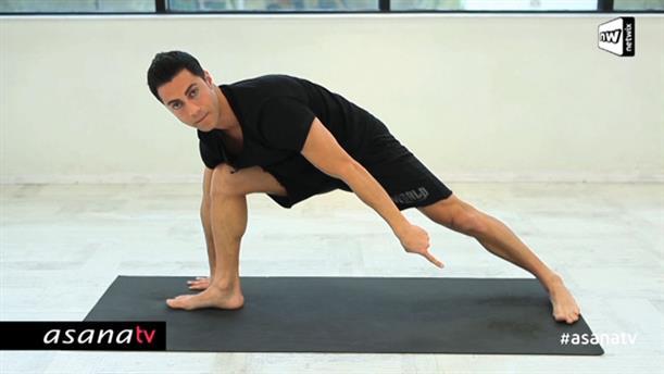 Vinyasa Flow Yoga (Επίπεδο αρχαρίων)