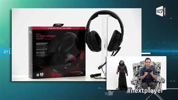 Next Player επ. 239: Review του Cloud Stinger Headset!