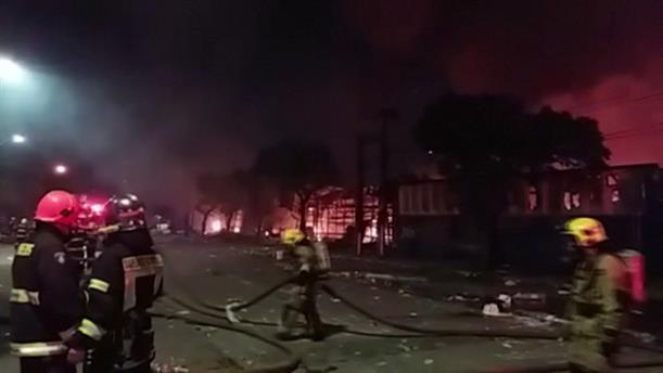 Νεκροί και χάος στην Χιλή