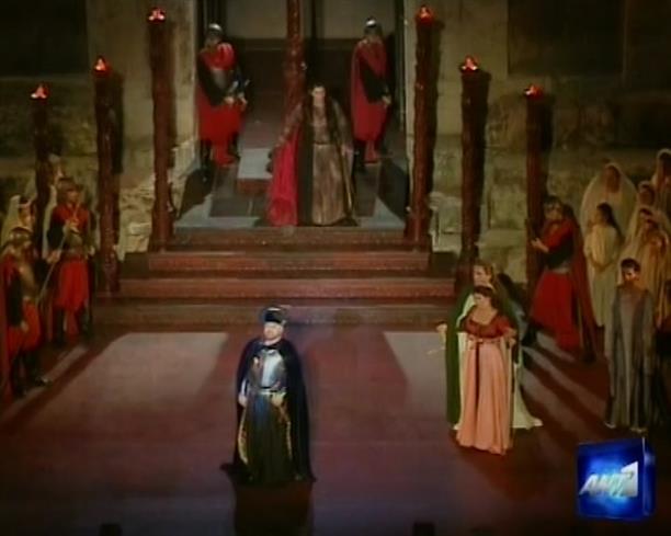 Στο Ηρώδειο ο Nabucco του Βέρντι
