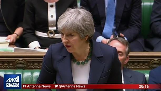«Αγώνας δρόμου» της Τερέζα Μέι για το Brexit