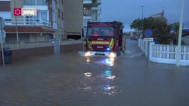 Πλημμύρες στην Ισπανία