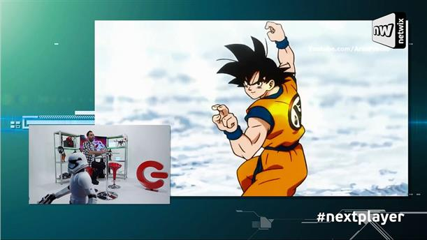 Next Player επ. 248: Dragonball Super Anime Review!